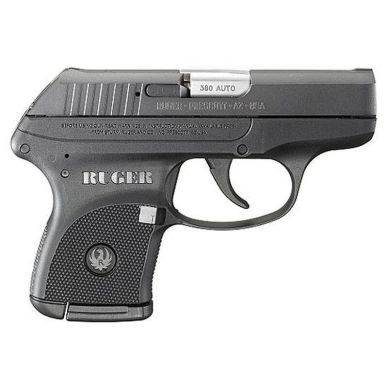 Ruger LCP with Double Action Trigger