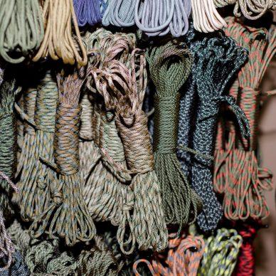 Nylon Paracord Rope