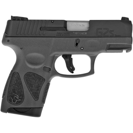 The Taurus G2S is a slim handgun designed for concealed carry