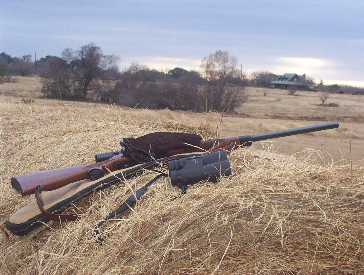 Remington 700 BDL in .223 Remington