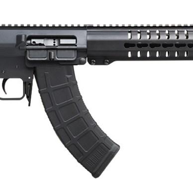 CMMG Mk47 Mutant semiautomatic rifle