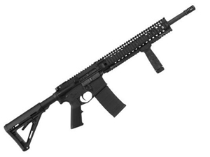 The love for the AR-15 derives from how easily it is to customize and change.