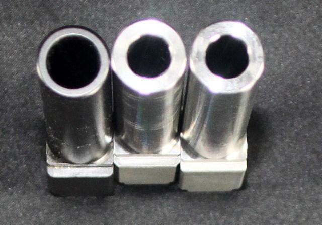.40 S&W, 9mm and .370 SIG barrels