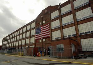 Remington's Ilion, NY plant