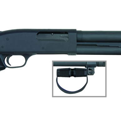 Mossberg 500 Compact Cruiser right side