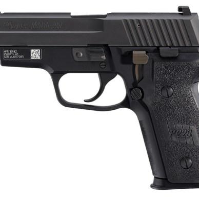 Sig Sauer M11-A1 handgun