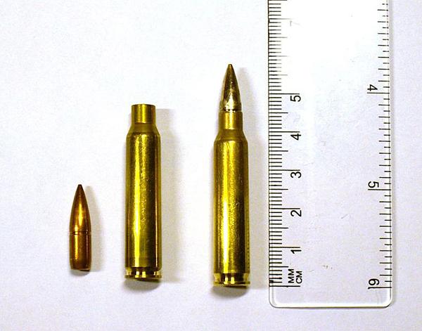 .223 Rem vs. 5.56mm Nato