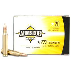 Armscor .223 Ammunition