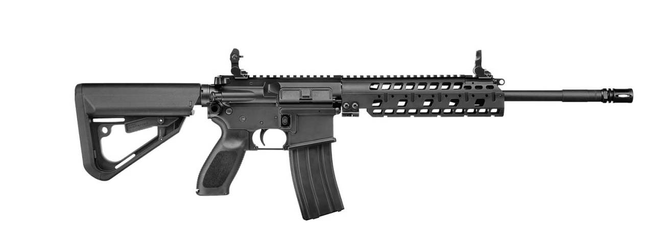 SIG Patriot AR-15 rifle right