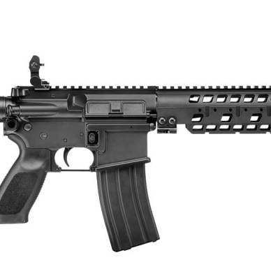 SIG Patriot AR-15 rifle right