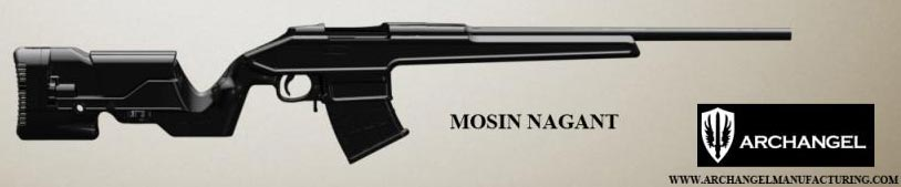 Archangel Mosin Nagant Stock