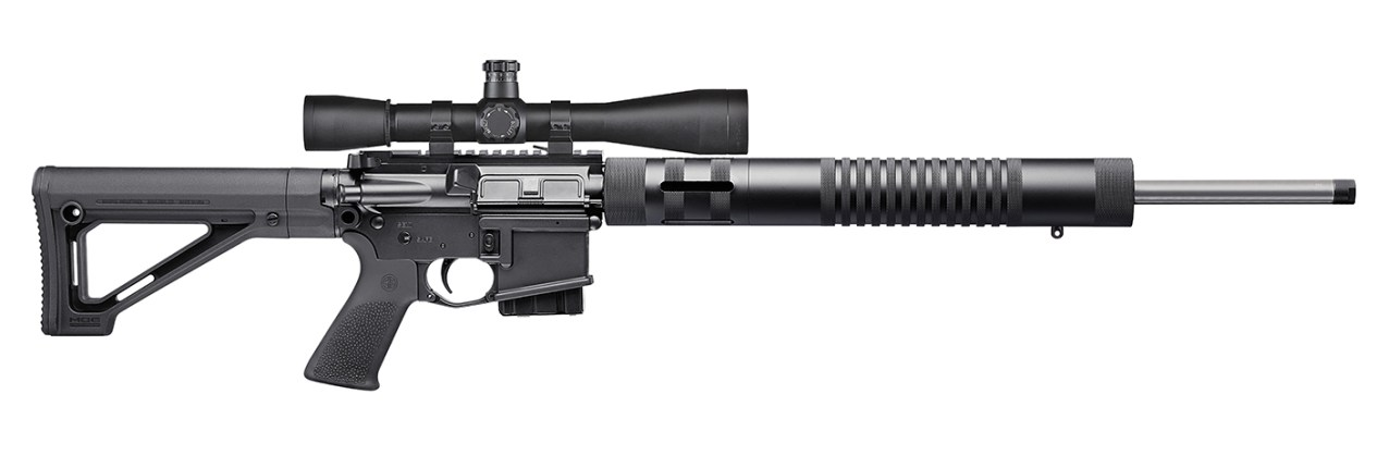 Build a More Accurate AR-15 - The Shooter's Log