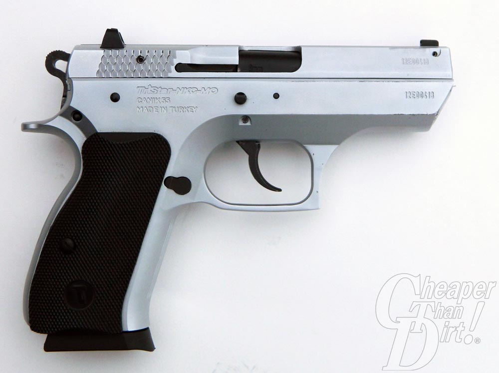 Canik 55 Shark 9mm Pistol, a Handy, Accurate Choice - The Shooter's Log