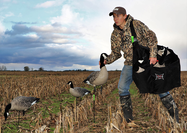 Now is the Time to Up Your Goose Game — Decoys - The Shooter's Log