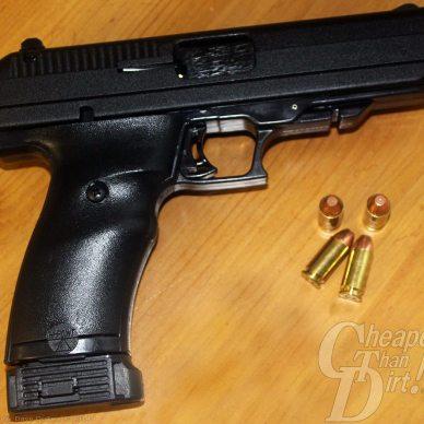 Hi Point .40 caliber pistol