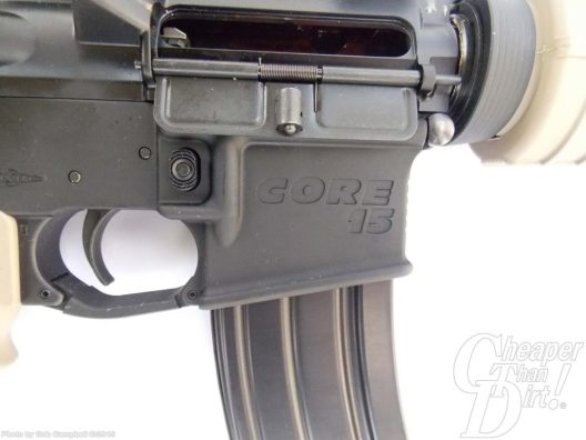 Core Rifle Systems Core 15 AR-15 lower receiver