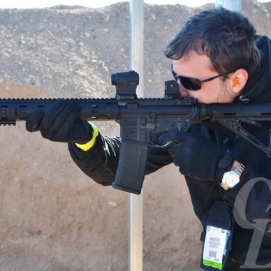 With the Daniel Defense ISR, you get both a SBR and a suppressed AR-15 with one tax stamp.
