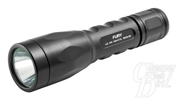 SureFire Fury PX2 Flashlight