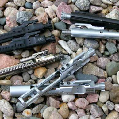 AR-15 bolt carriers