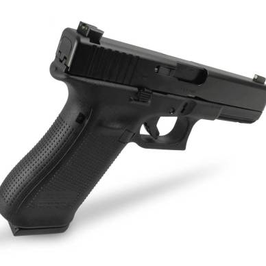 TruGlo Tritium Pro sight on Glock Gen 5 Pistol