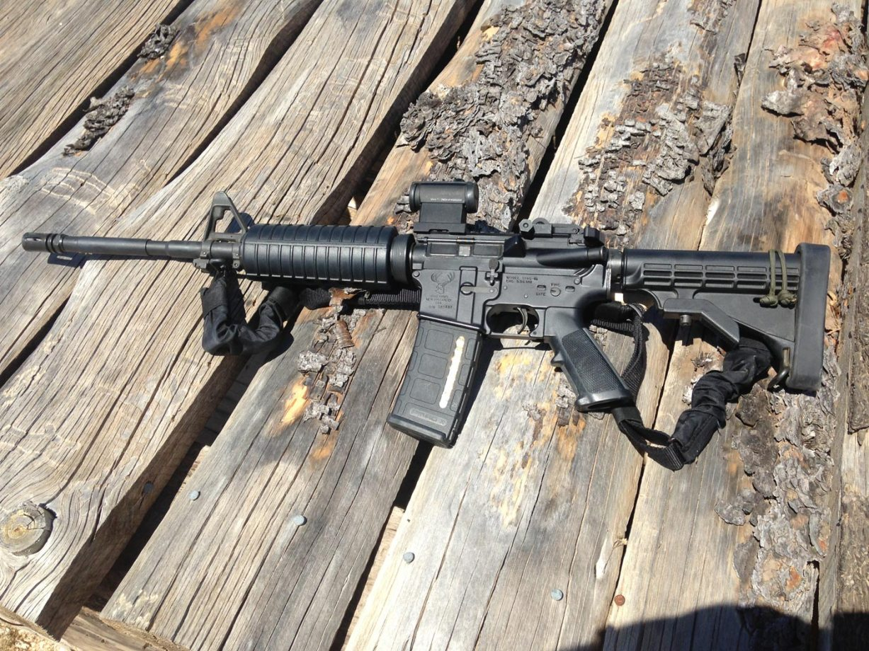 Stag Arms AR-15, Model 2L—Retrospective Look From a Southpaw