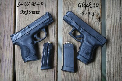 GLOCK 30 in 45 ACP, a Review and Comparison - The Shooter's Log
