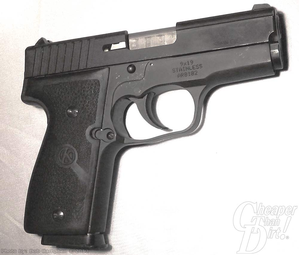 Kahr K9: Excellence in Design - The Shooter's Log