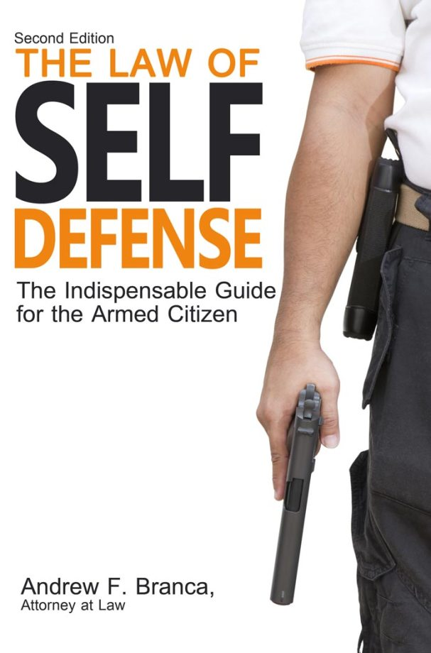 The Law of Self Defense Book Cover