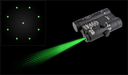 LaserLyte Kryptonyte Center Mass Laser
