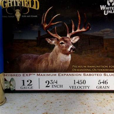 Lightfield Whitetail Hybred-exp shotshell