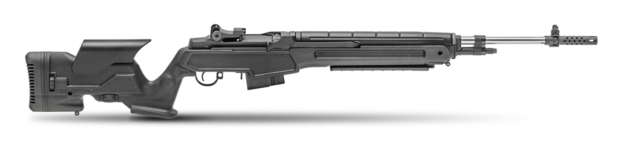 Springfield M1A Loaded in 6.5 Creedmoor