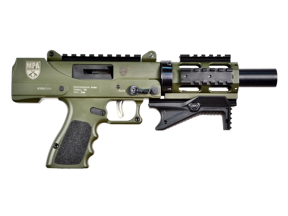 MasterPiece Arms MPA935DMG 9mm Pistol