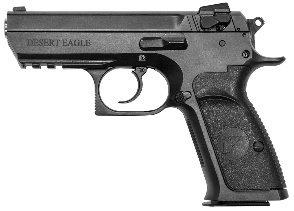 Black Magnum Research Baby Desert Eagle III new pistol