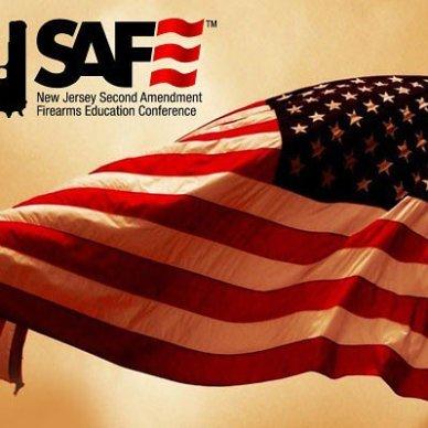 NJ SAFE flag logo