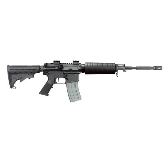 The Bushmaster O.R.C. kills coyotes and other varmints with a vengeance
