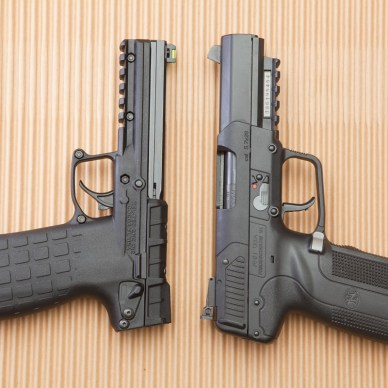 PMR30 and FN5-7 side by side