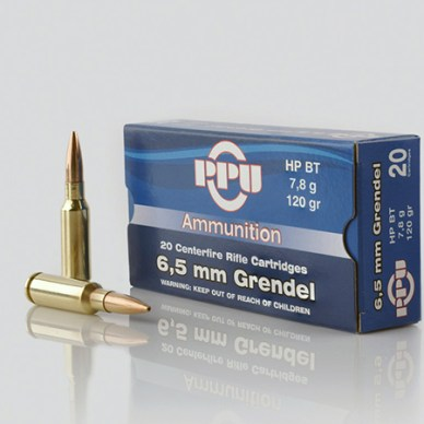 PRVI 6.5 Grendel Ammunition box