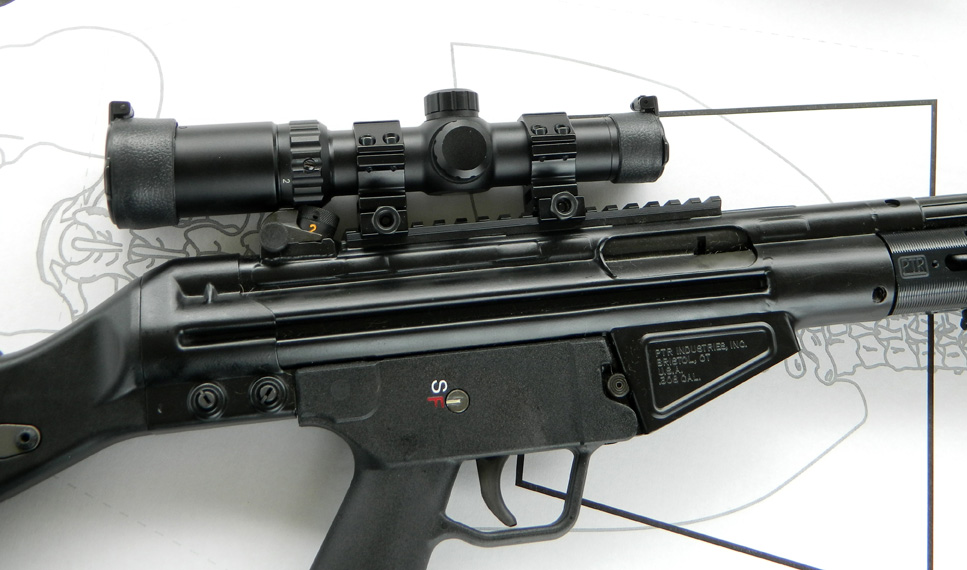 Range Report: PTR 91 MSG 91 - The Shooter's Log