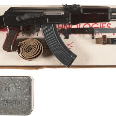 Poly Technologies Legend Series AK-47/S
