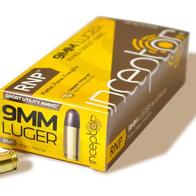 PolyCase Sport Utility 9mm Luger