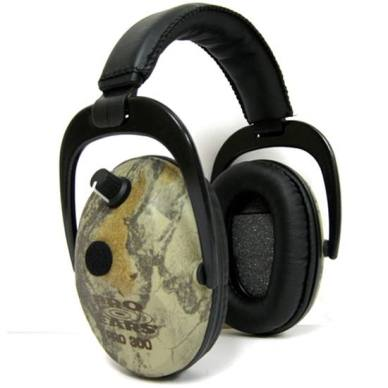 Pro Ears 300 Electronic Hearing Muffs