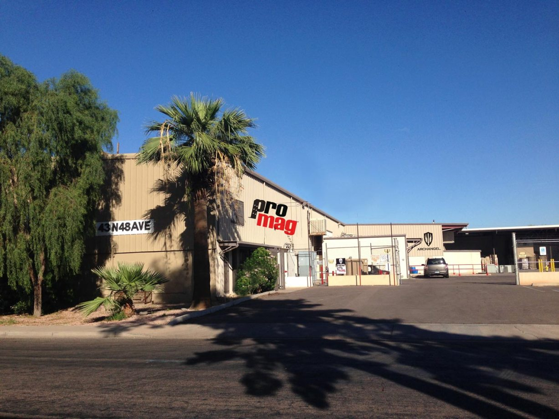 ProMag's facility in Phoenix