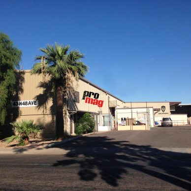 ProMag's facility in Phoenix
