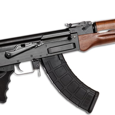 Century Arms C39v2 American AK right side profile view