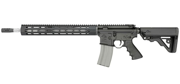 Rock river lar-15 r3 competition rifle left side