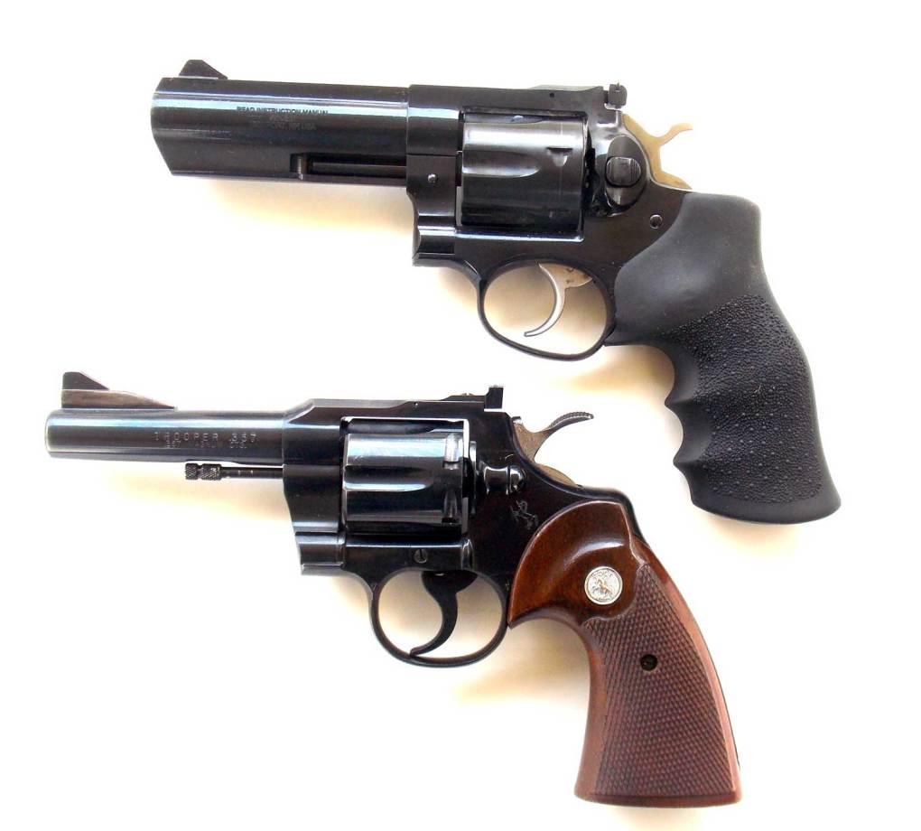 The Most Versatile Handgun Caliber — The  357 Magnum - The