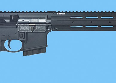 Ruger SR-556VT Right Side No Sights