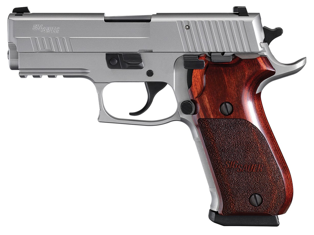 SIG P220 Carry stainless left