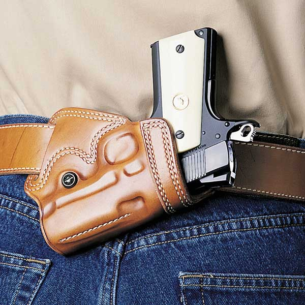First Time to Conceal Carry: Holster Basics - The Shooter's Log