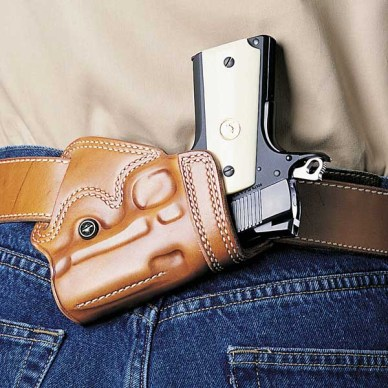 Small of the back holster